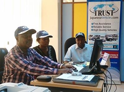 Customer Service Center in Dar-es-Salaam