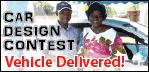 Car Design Contest: vehicle delivered!