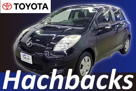 TOYOTA HATCHBACKS