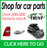 Online shop for car parts from Japan