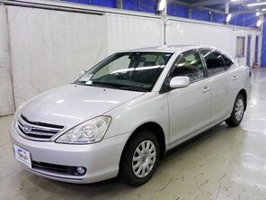 TOYOTA ALLION Used Vehicles for Sale from TRUST Japan