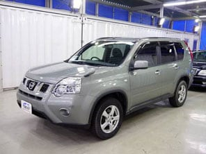 NISSAN X-TRAIL Used Vehicles for Sale from TRUST Japan