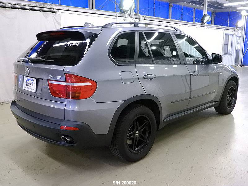BMW X5, 2010, S/N 200020 Used for sale   TRUST Japan