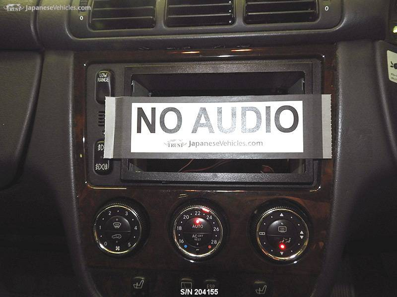 MERCEDES-BENZ M-CLASS, ML350, 2004, S/N 204155 Used for sale