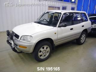 TOYOTA RAV4 1997 S/N 195165