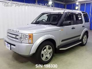 LANDROVER DISCOVERY 2006 S/N 198330