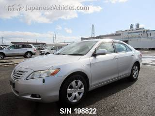TOYOTA CAMRY 2008 S/N 198822