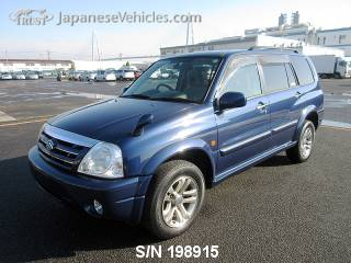 SUZUKI GRAND ESCUDO (XL-7) 2003 S/N 198915