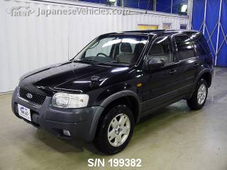 FORD ESCAPE 2006 S/N 199382