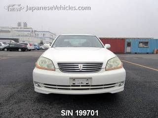 TOYOTA MARK II 2003 S/N 199701