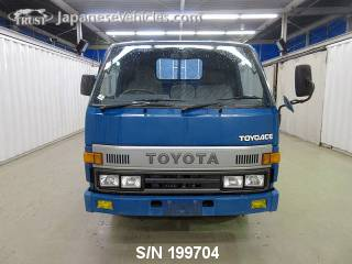 TOYOTA TOYOACE 1994 S/N 199704