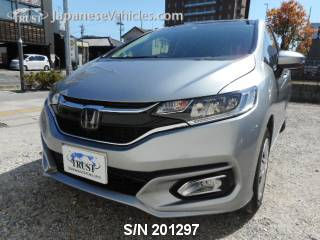 HONDA FIT (JAZZ) 2017 S/N 201297
