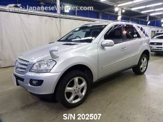 MERCEDES-BENZ M-CLASS, ML350, 2006, S/N 202507 Used for sale | TRUST