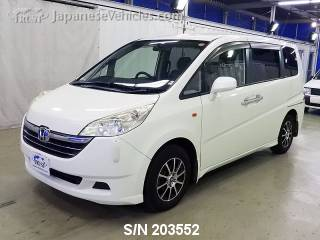 HONDA STEP WAGON 2006 S/N 203552