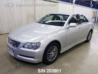 TOYOTA MARK X 2007 S/N 203901