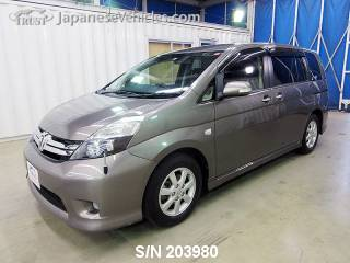 TOYOTA ISIS 2013 S/N 203980