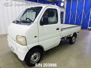 SUZUKI CARRY 2000 S/N 203996