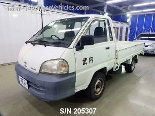 TOYOTA TOWNACE 2001 S/N 205307