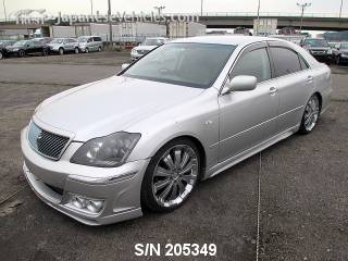 TOYOTA CROWN 2004 S/N 205349