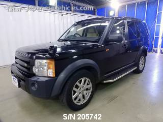 LANDROVER DISCOVERY 2007 S/N 205742