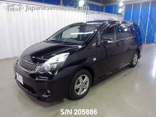 TOYOTA ISIS 2013 S/N 205886