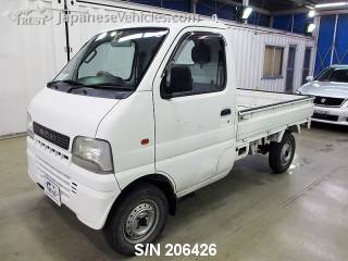 SUZUKI CARRY 2001 S/N 206426