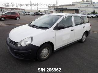 NISSAN AD 2013 S/N 206962