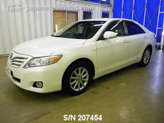 TOYOTA CAMRY 2010 S/N 207454