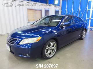 TOYOTA CAMRY 2007 S/N 207897