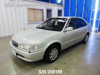 TOYOTA COROLLA - SPRINTER 1999 S/N 208189