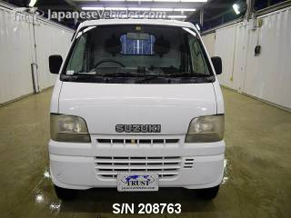 SUZUKI CARRY 2000 S/N 208763