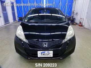 HONDA FIT (JAZZ) 2013 S/N 209223