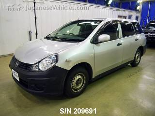 NISSAN AD 2011 S/N 209691