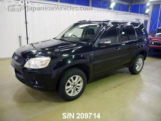 FORD ESCAPE 2010 S/N 209714