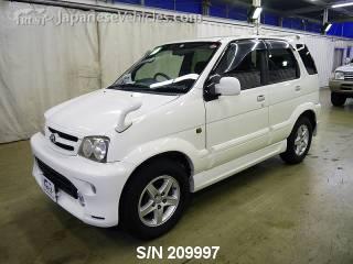 TOYOTA CAMI 2005 S/N 209997