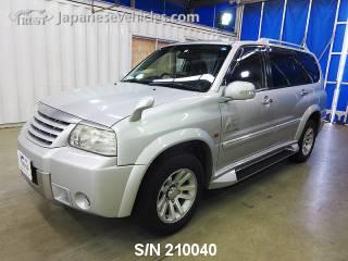 SUZUKI GRAND ESCUDO (XL-7) 2003 S/N 210040
