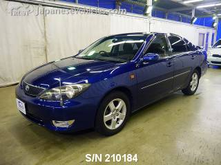 TOYOTA CAMRY 2005 S/N 210184