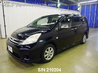 TOYOTA ISIS 2011 S/N 210204