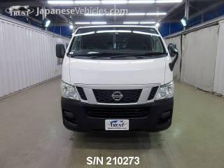 NISSAN NV350-CARAVAN 2014 S/N 210273
