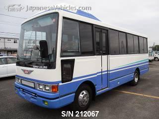 HINO RAINBOW 1990 S/N 212067