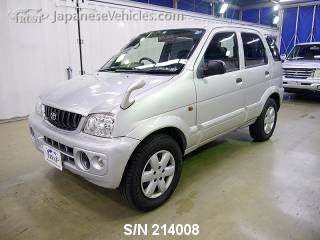 TOYOTA CAMI 2003 S/N 214008