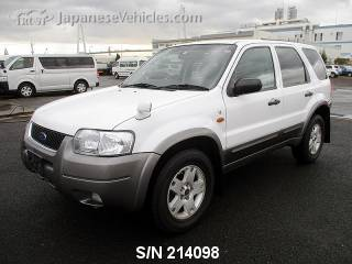 FORD ESCAPE 2006 S/N 214098
