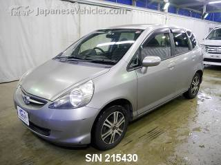 HONDA FIT (JAZZ) 2007 S/N 215430