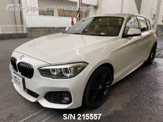 BMW 1 SERIES 2018 S/N 215557