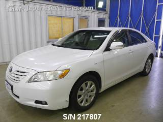 TOYOTA CAMRY 2008 S/N 217807