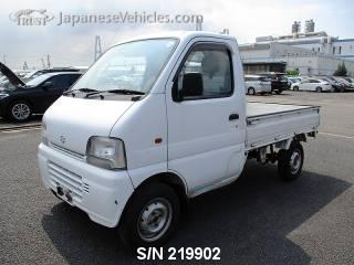 SUZUKI CARRY 1999 S/N 219902