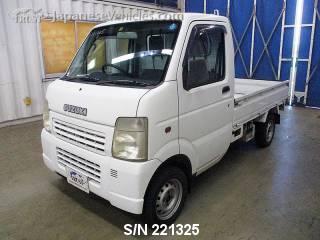 SUZUKI CARRY 2002 S/N 221325